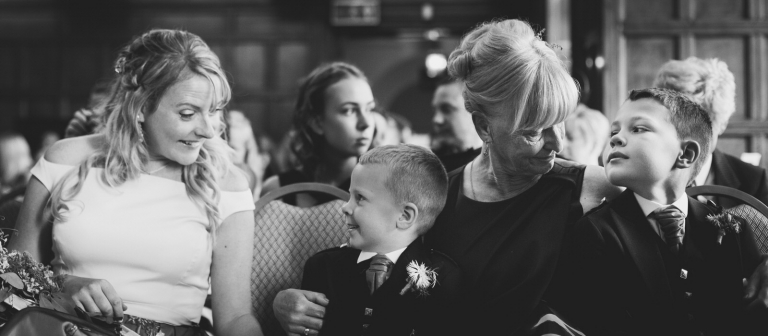 civil ceremony at cannon hall yorkshire